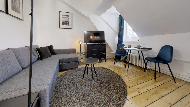 Location saisonnière Appartement meublé Metz 15 1 piéces