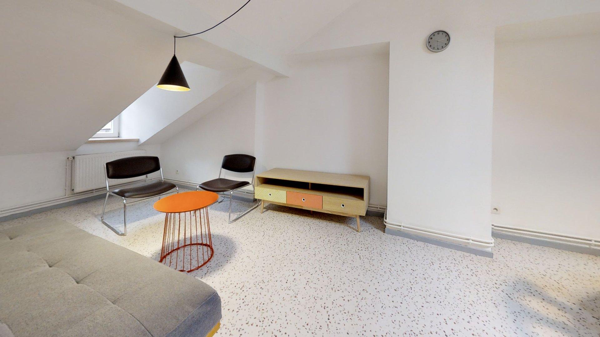 À louer Appartement meublé Metz 3 piéces