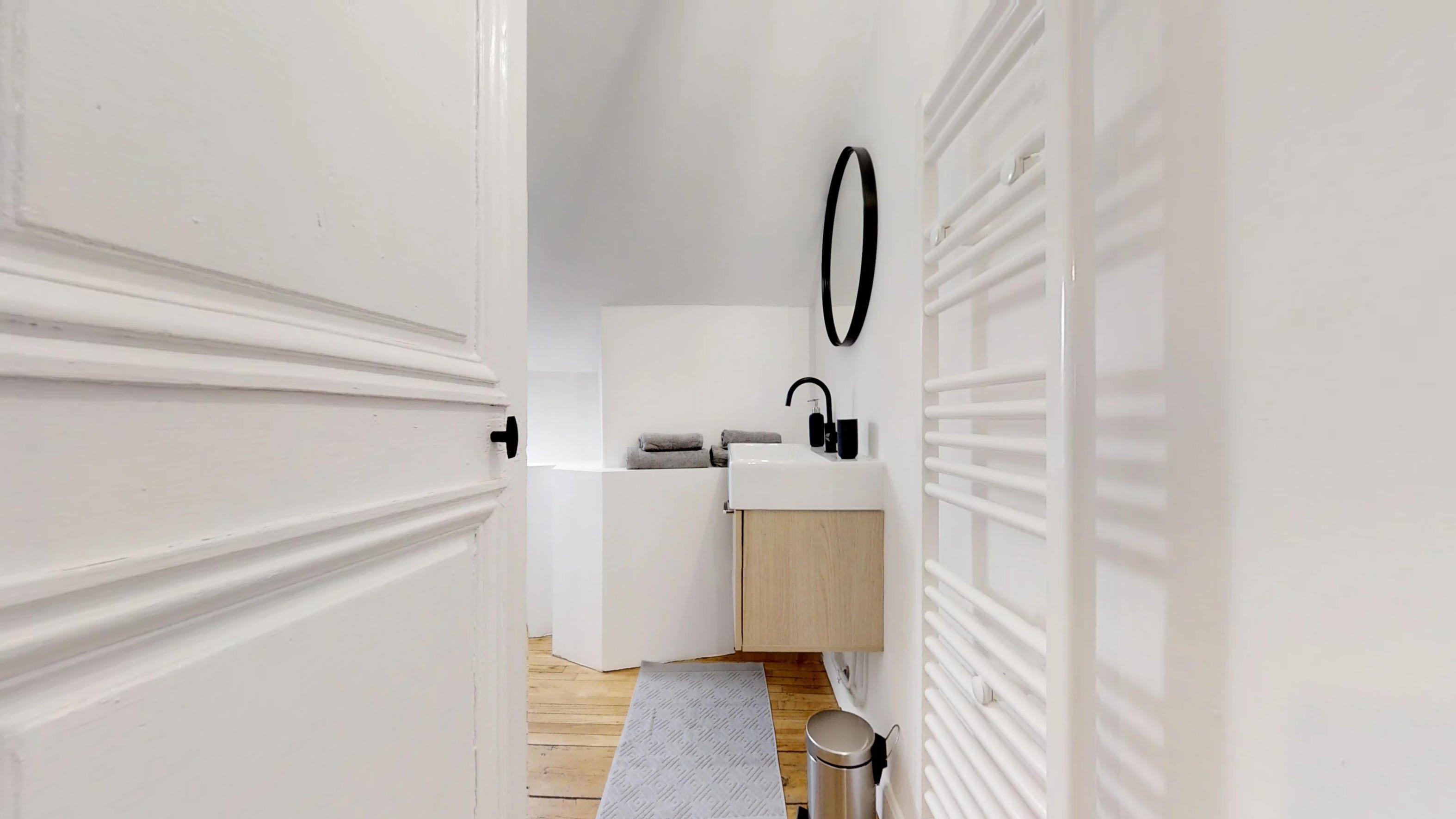 Location saisonnière Appartement meublé Metz