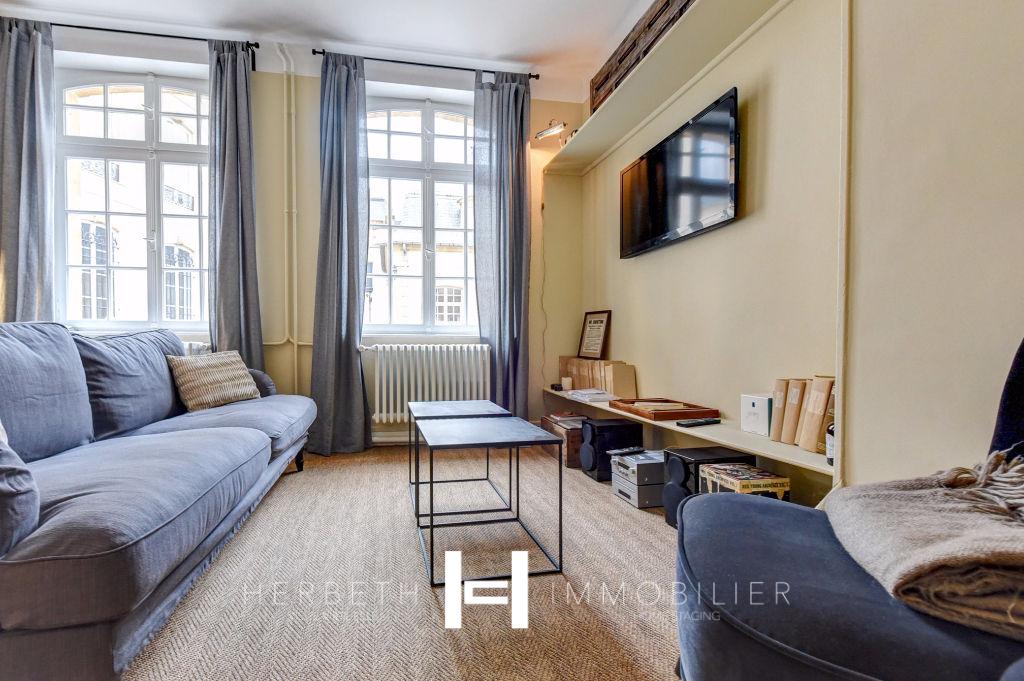Appartement meublé de tourisme METZ -  DUPLEX - 2 PERSONNES