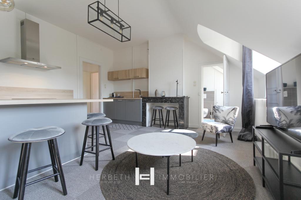 Location saisonnière Appartement Metz 70