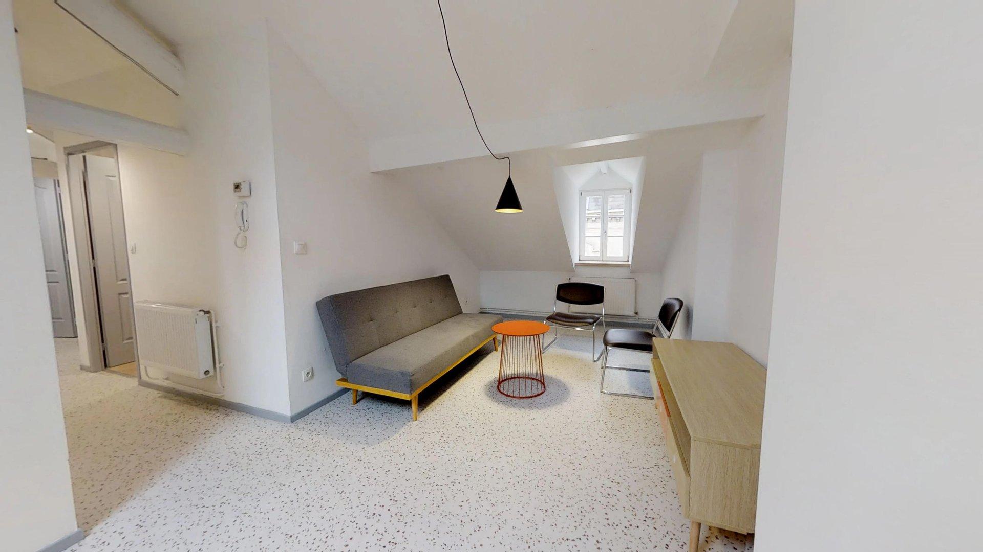 À louer Appartement meublé Metz 43