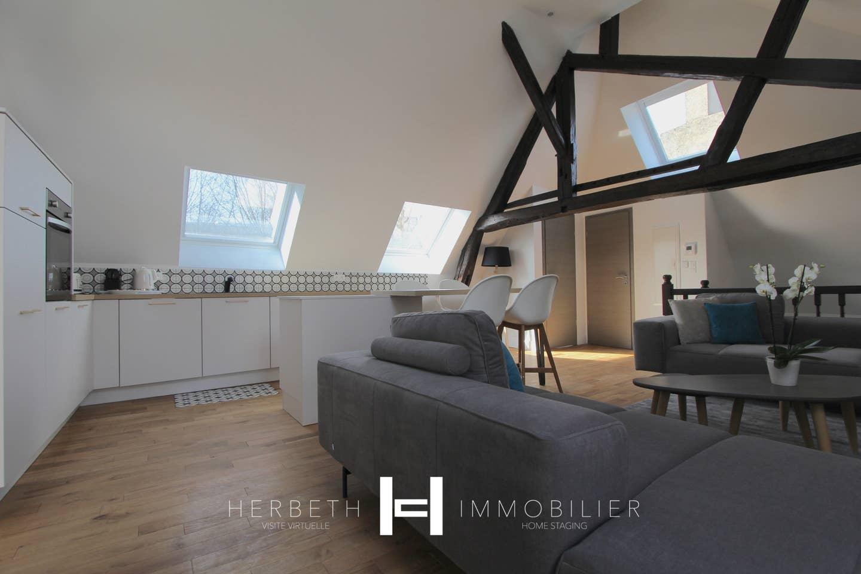 Location saisonnière Appartement METZ