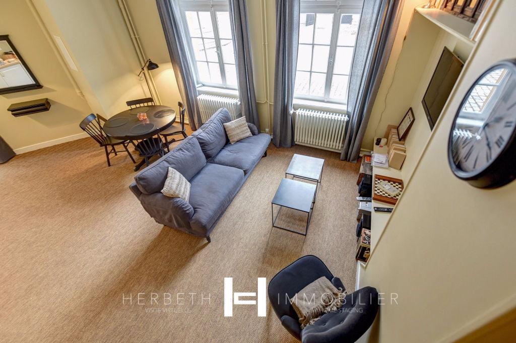 Location saisonnière Appartement Metz 80