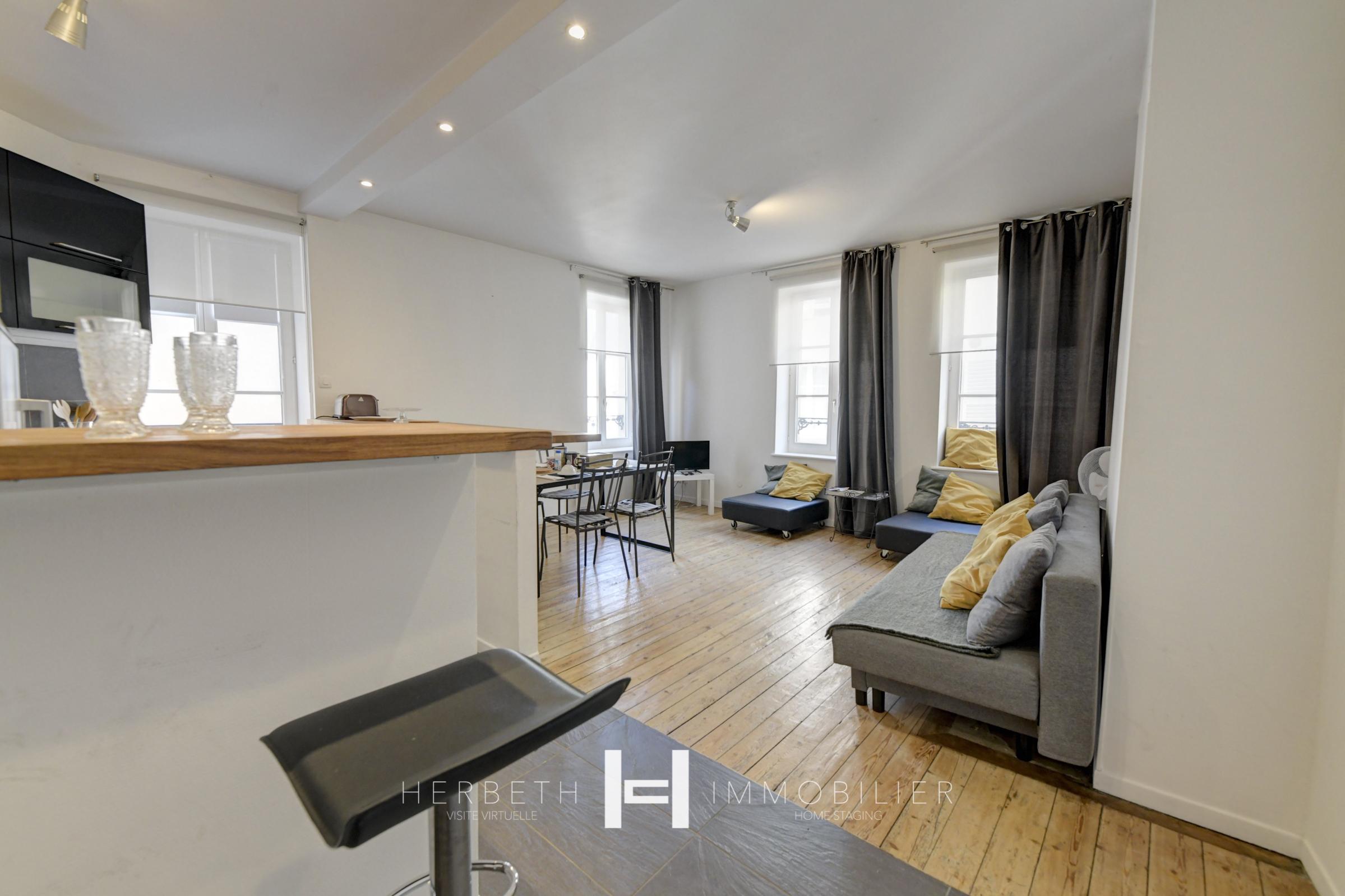 Location saisonnière Appartement meublé Metz 67