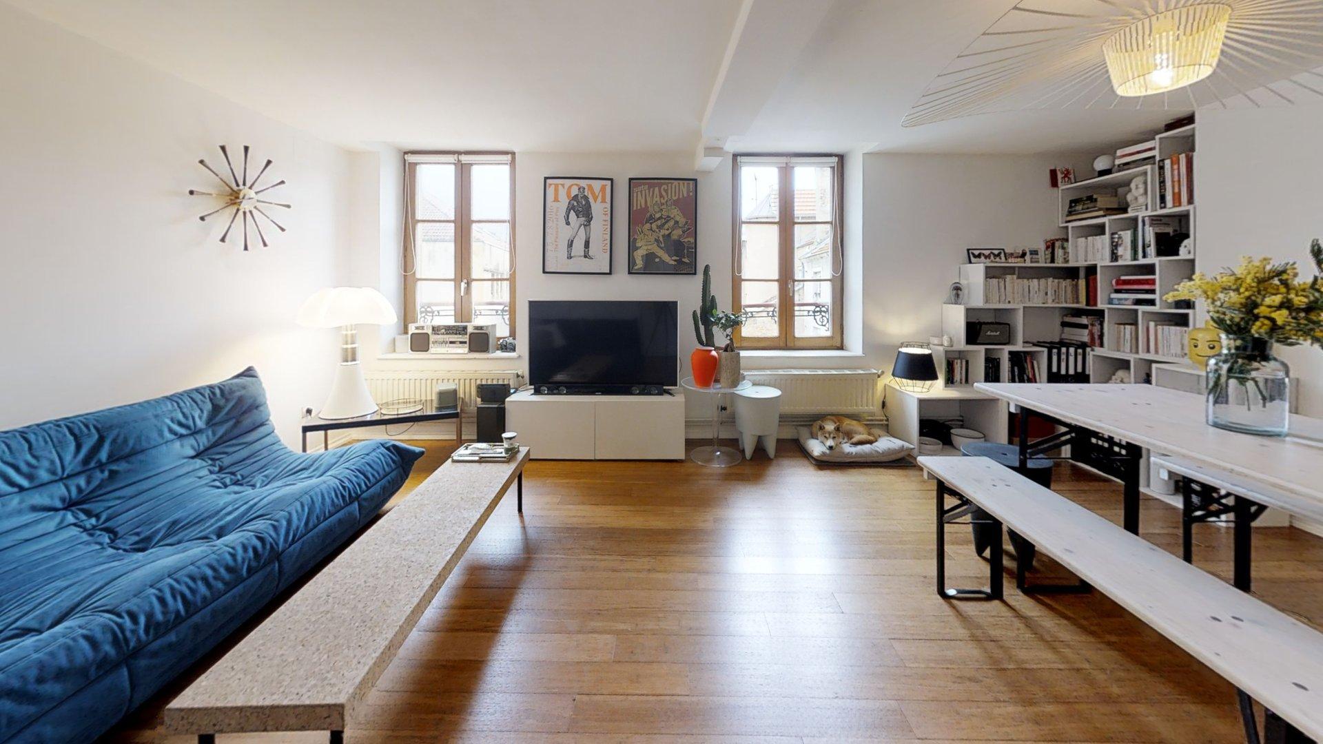 À louer Appartement METZ 73