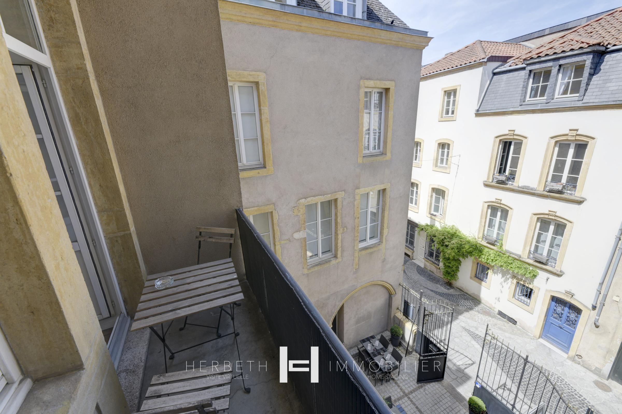 Location saisonnière Appartement meublé Metz 67  3 piéces