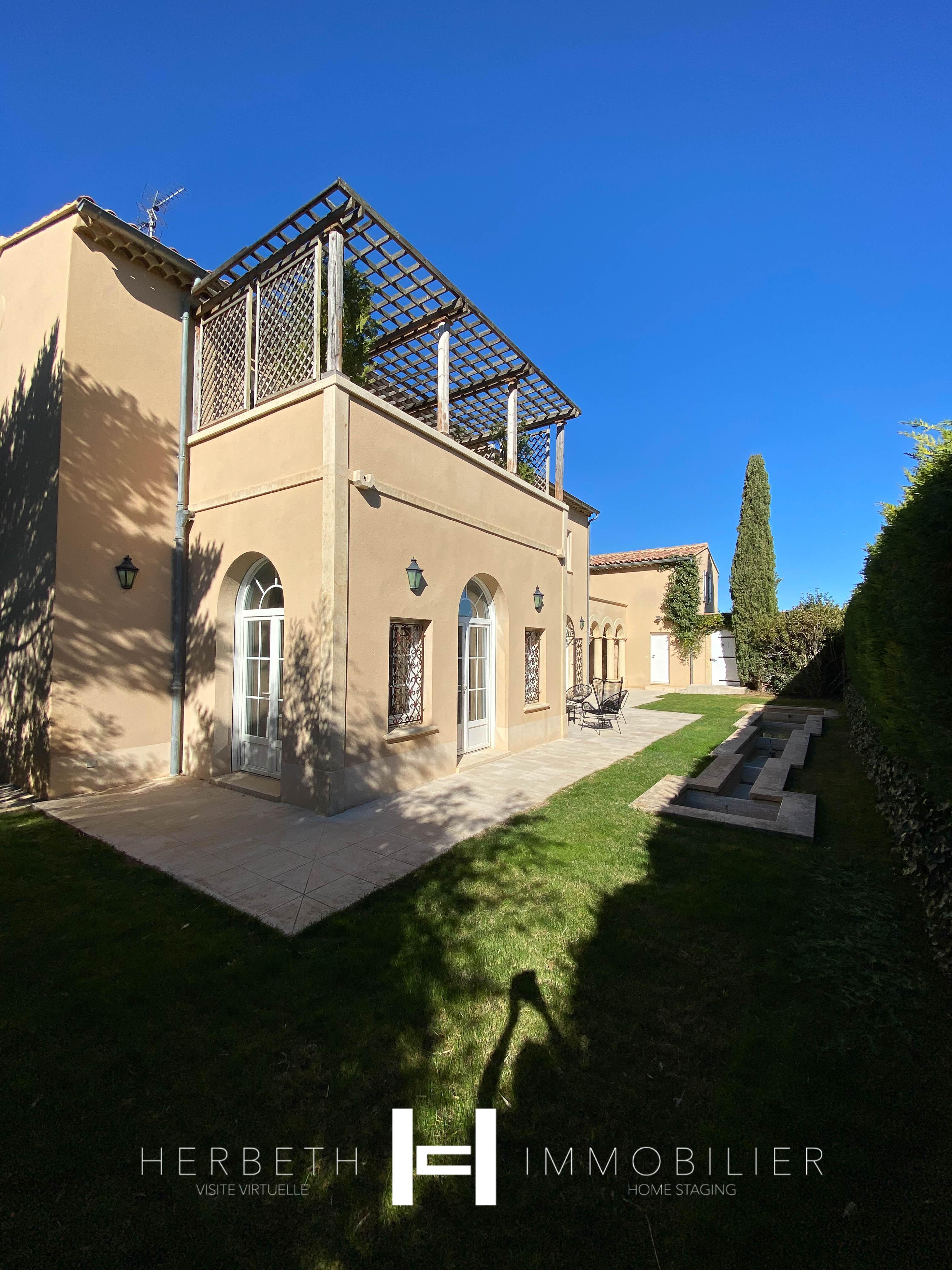 Location saisonnière Maison Gigondas
