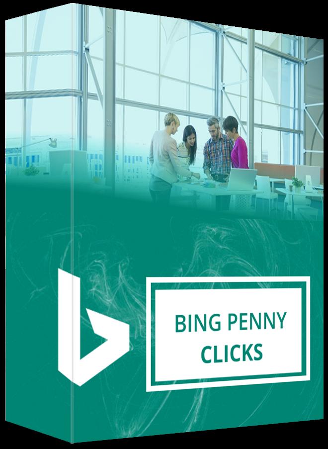 bing penny clicks
