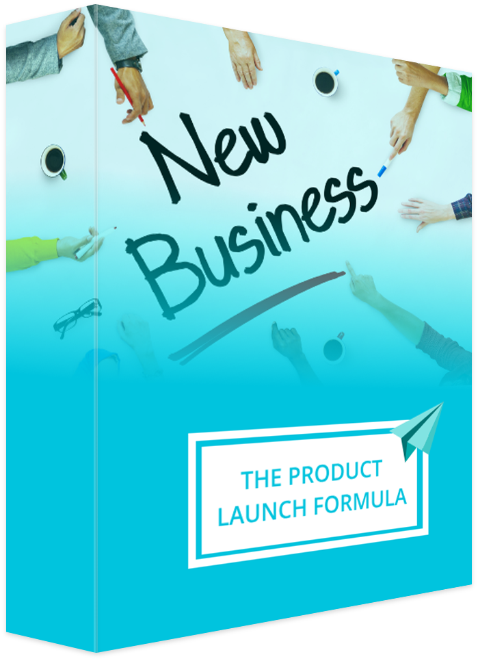 the product launch formula