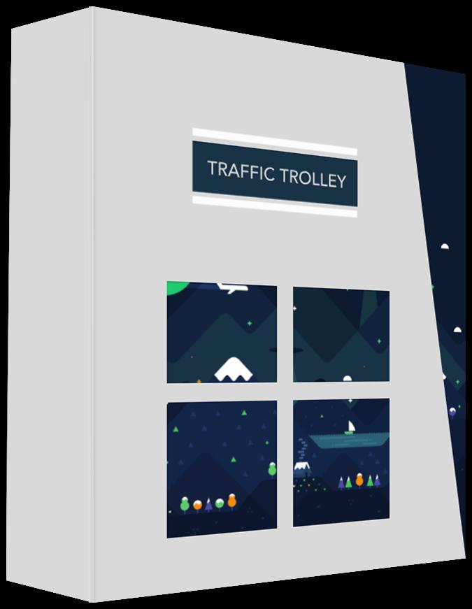 traffic trolley
