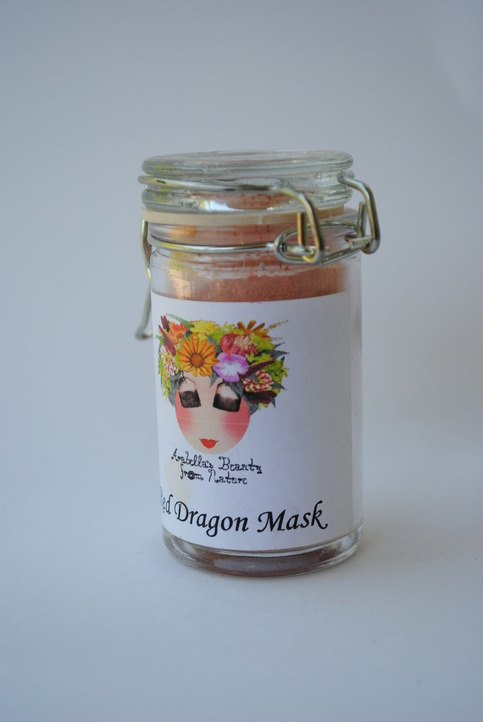 Red Dragon Facial Mask