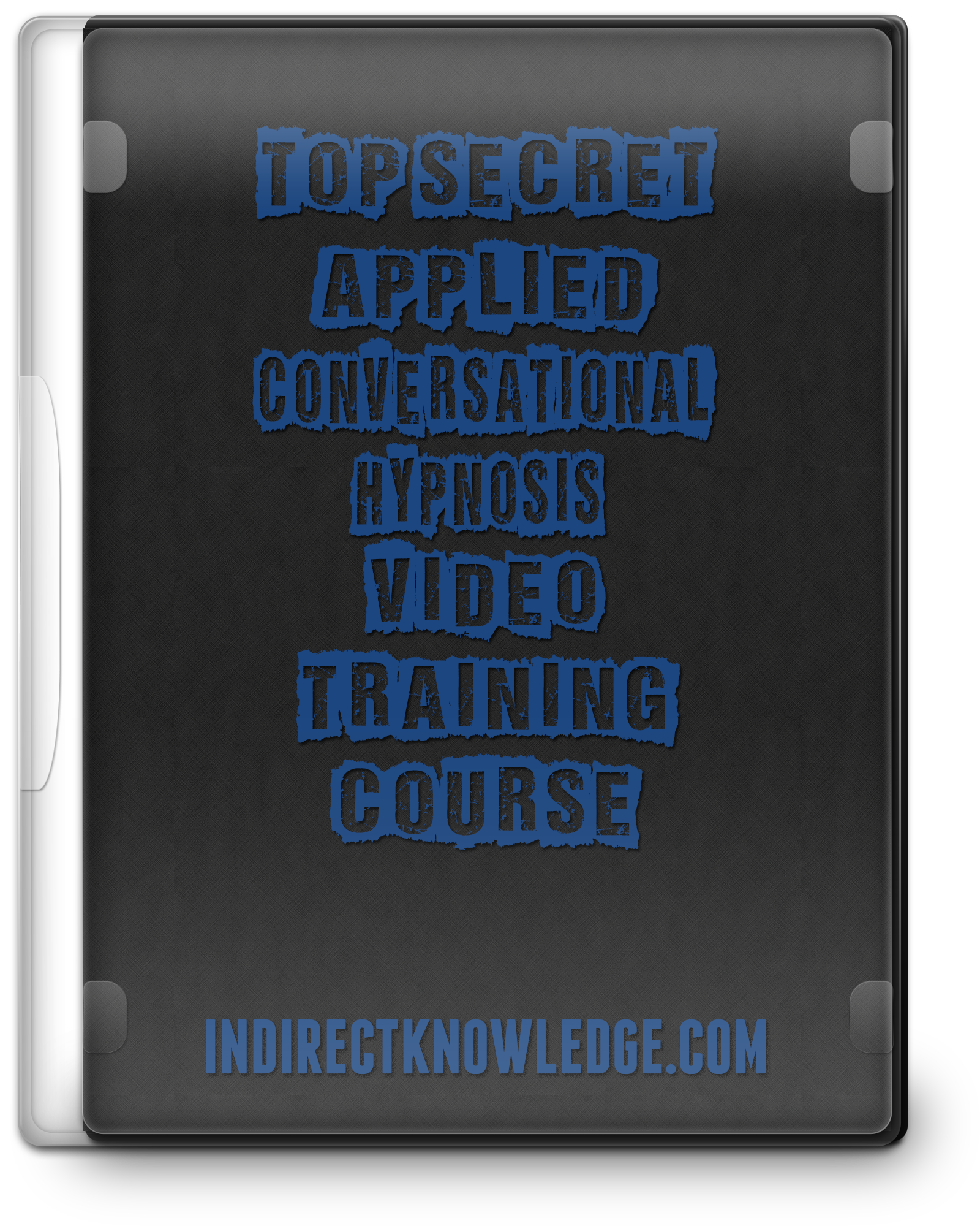 Top Secret Applied Conversational Hypnosis Course