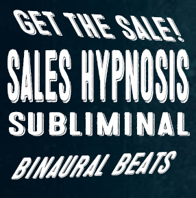 Sales Hypnosis Subliminal Binaural