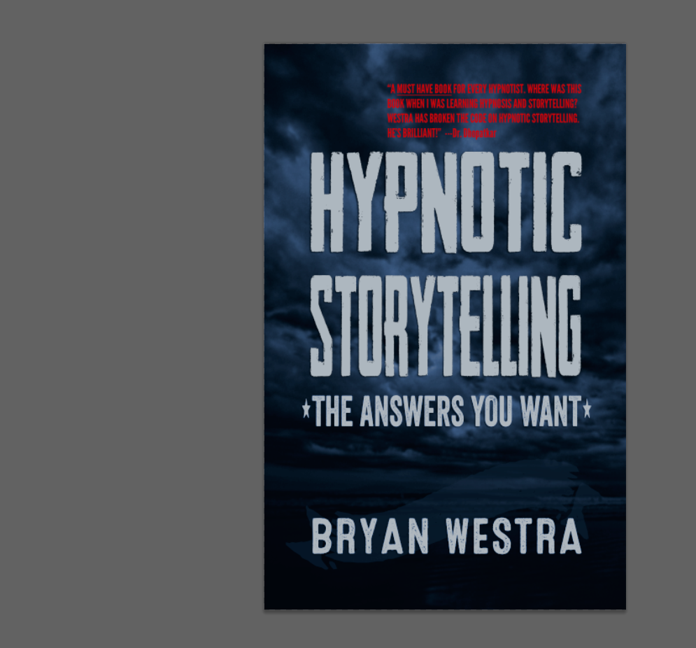 Hypnotic Storytelling [Trade Paperback Book]