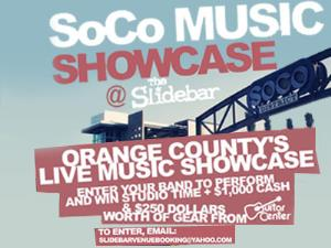 SoCo Music Showcase