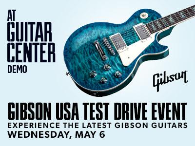 2015 GIBSON USA TEST DRIVE