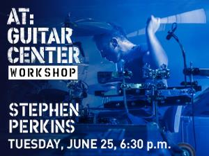 Stephen Perkins Workshop
