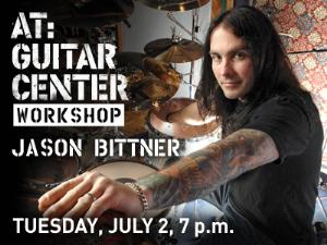 Jason Bittner Workshop