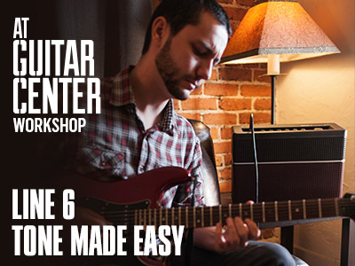 Line 6 Tone Made Easy Workshop