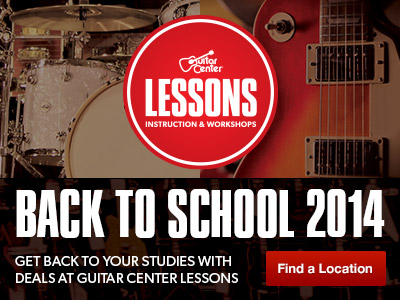 GC Studios Back to School