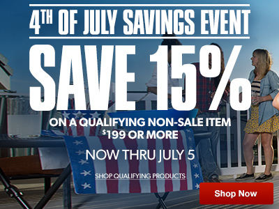 4th of July Coupon
