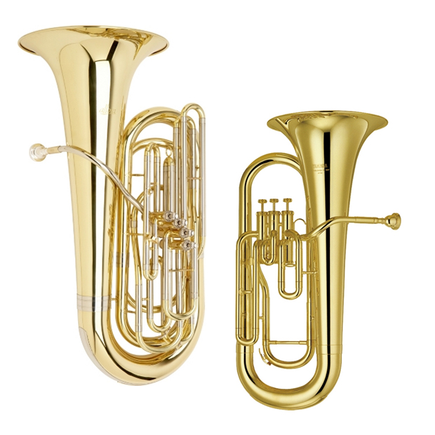 Shop Beginner Euphoniums, Baritones & Tubas