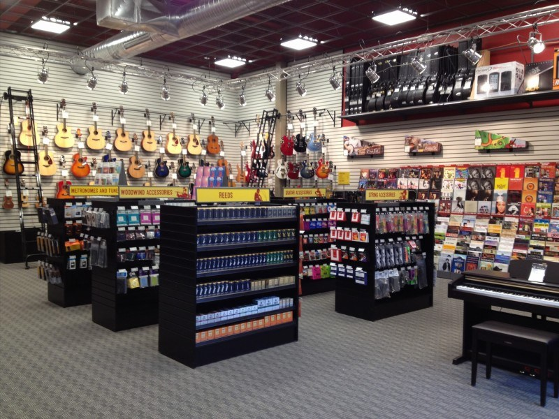 Instrument Rentals & Music Lessons in Triangle Town, NC ...