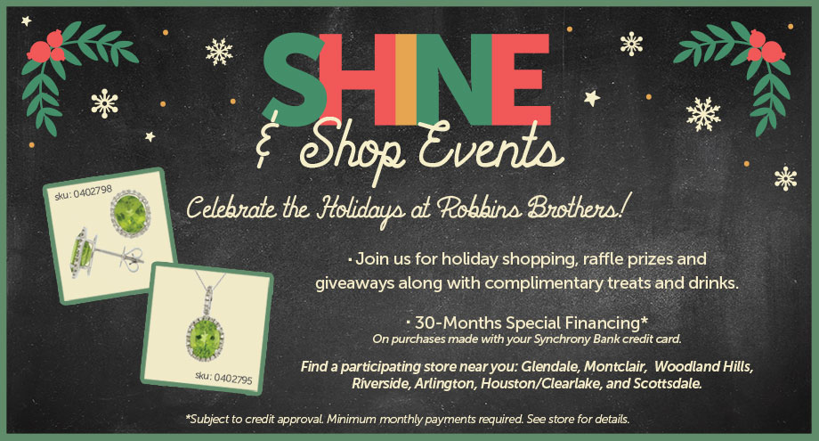 Shine & Shop Event