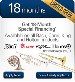 CS French Horn Financing