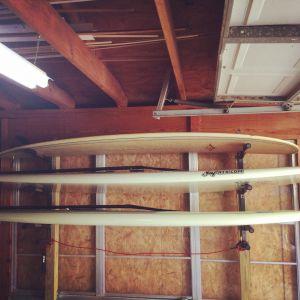 SUP Steel Triple Rack