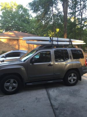 Roof Rack Pads | Ocean and Earth