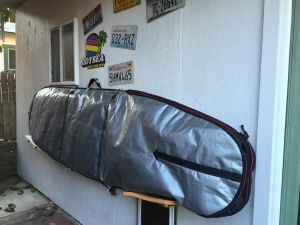 Longboard Day Bag | Surf Cover 7' to 10'