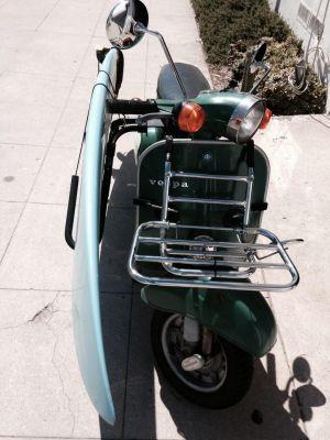 Moped & Scooter Surfboard Rack | Carver Surf Rack