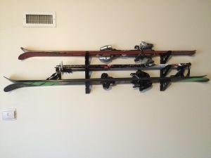 Ski Storage Trifecta Rack | Horizontal Rack