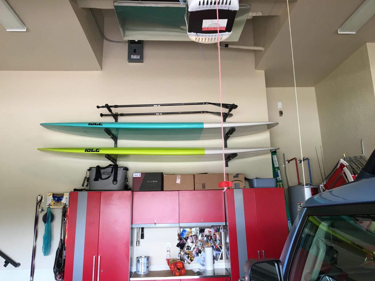 Standup Paddleboard Wall Storage Rack Storeyourboard Com