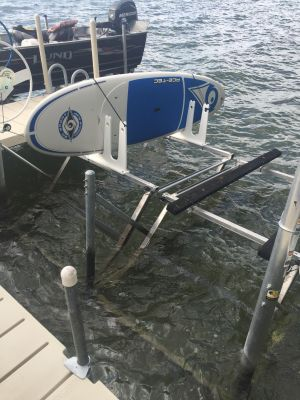 SUP Rack for Docks and Piers | Marine Grade