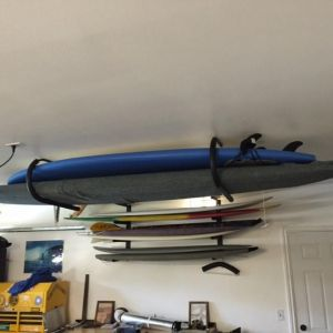 SUP Ceiling Rack | Hi-Port 1 Storage Mount