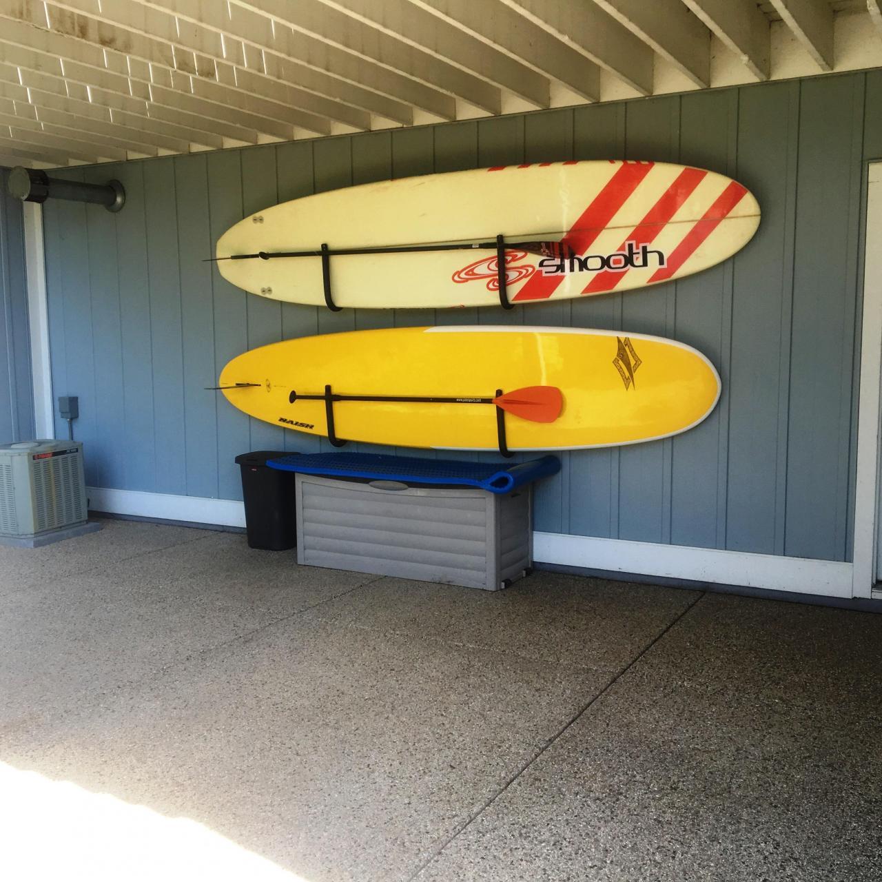 Sup Hanger Paddleboard Storage Hooks Storeyourboard Com