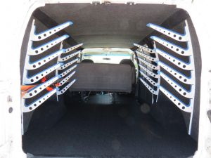 Horizontal Ski Storage Rack | Adjustable