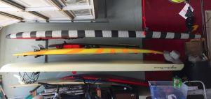 Standup Paddleboard Wall Storage Rack