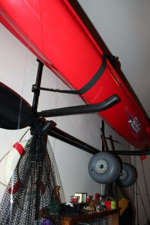 Paddle & Kayak Wall Rack