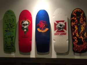 Skateboard Art | Deck Display Mount