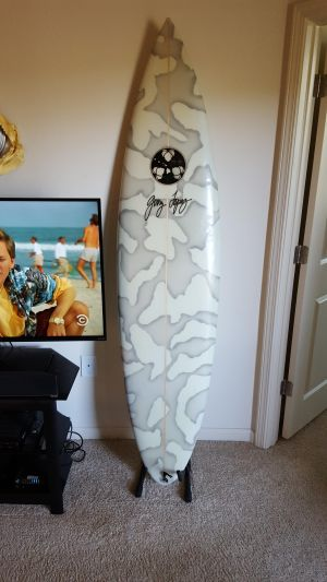 Surfboard Stand | Free Standing