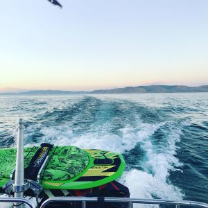Kneeboard & Wakeboard Combo Rack | Big Air