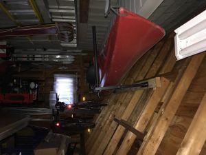 Hi-Port 2 | Adjustable 2 Kayak Ceiling Storage