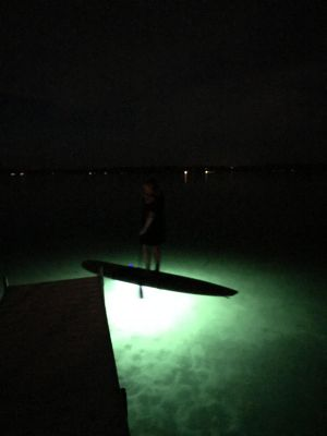 Nocqua Sport Spectrum | SUP Light Kit | Multi-Color LED