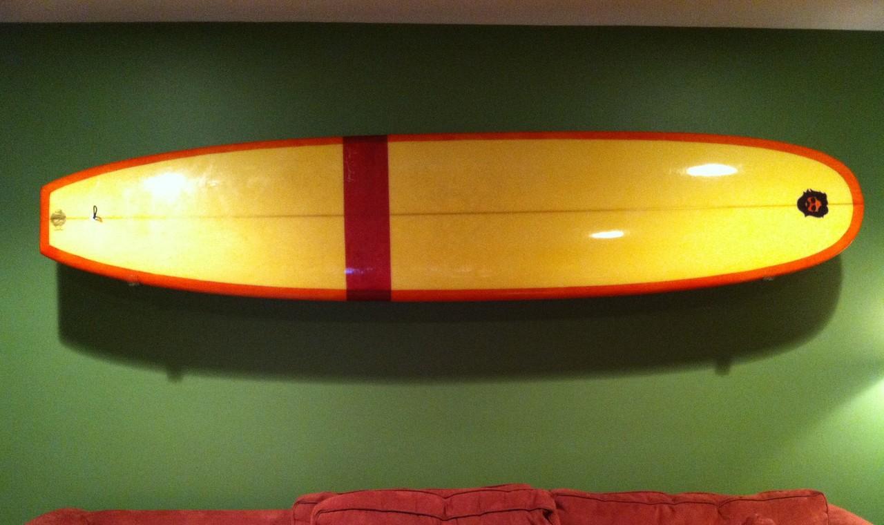 Clear surfboard display rack storeyourboard clear surfboard display rack amipublicfo Images