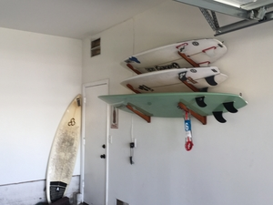 Surfboard Rack | Triple Cor