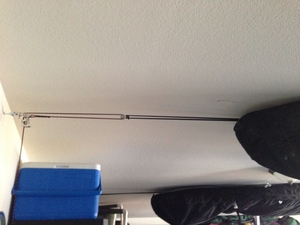 SUP Ceiling Hoist   4-Point Lift System